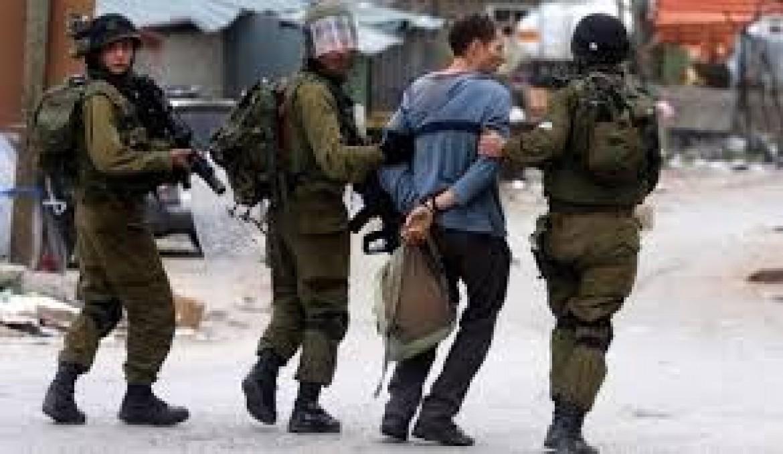 الاحتلال يعتقل 6 مواطنين بالضّفة