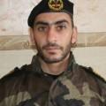 الشهيد القائد حسن أبو حسنين 34 عاما  نائب مسؤول لواء الوسطى في سرايا القدس الجناح العسكري لحركة الجهاد الإسلامي في فلسطين