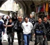 الاحتلال اعتقل 72 مقدسيًا شاركوا بأحداث الأقصى الأخيرة