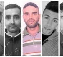 الاحتلال يحتجز جثامين 5 من شهداء الحركة الأسيرة
