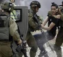 الاحتلال يعتقل 5 شبان من نابلس