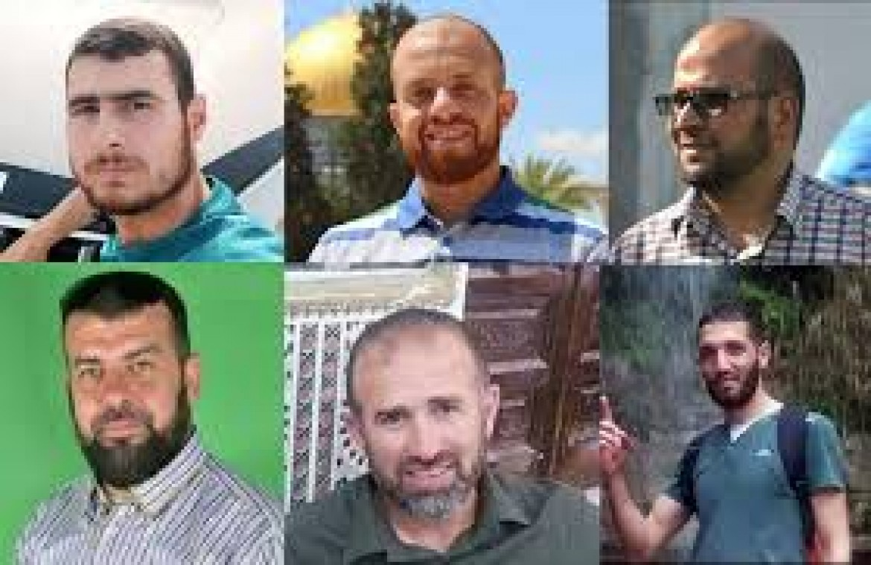 محكمة الاحتلال تمدد اعتقال 6 مقدسيين ليوم غد