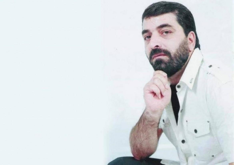 الأسير المحكوم بالمؤبد عمر فهمي خرواط