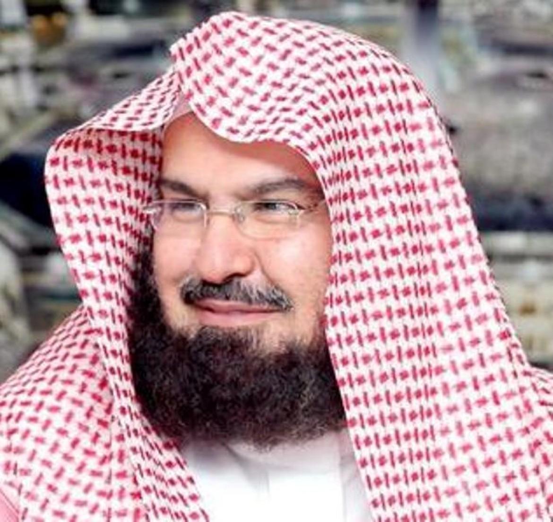 عبد الرحمن السديس