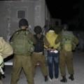 صورة تعبيرية للاعتقال الاسرائيلي مواطنا فلسطيني دون تهمة