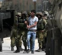 الاحتلال يعتقل 9 مواطنين بمداهمات بالضّفة