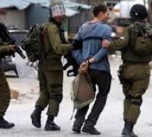 الاحتلال يعتقل 11 مواطنًا بمداهمات في الضّفة