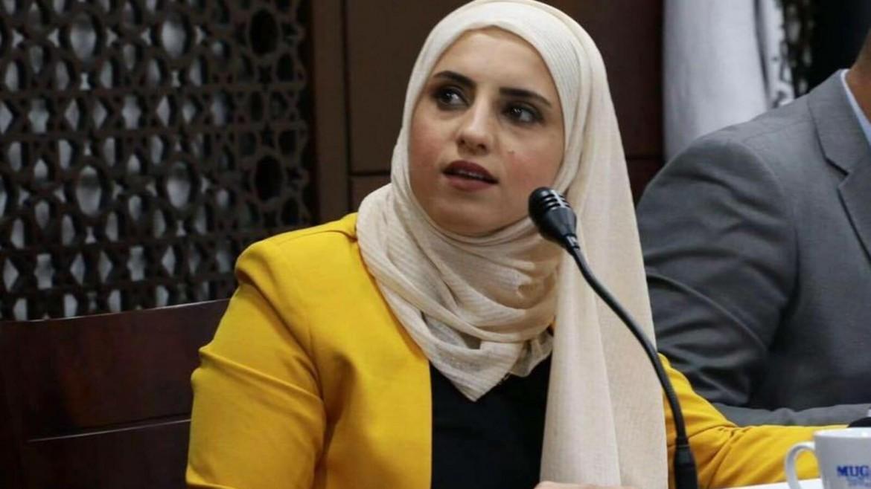 المحامية عرين بدوان