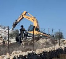 الاحتلال يهدم منزلي الأسيرين يزن مغامس ووليد حناتشة