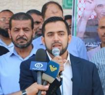طارق سلمي - المتحدث باسم اللجنة الشعبية لنصرة الأسير ماهر الأخرس
