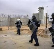 اقتحام سجن النقب