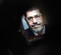 الراحل محمد مرسي