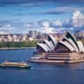 العاصمة الأسترالية