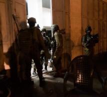 صورة من الارشيف - الاحتلال الاسرائيلي يداهم منزل مواطن فلسطيني