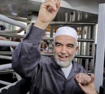 الشيخ رائد صلاح رئيس الحركة الإسلامية