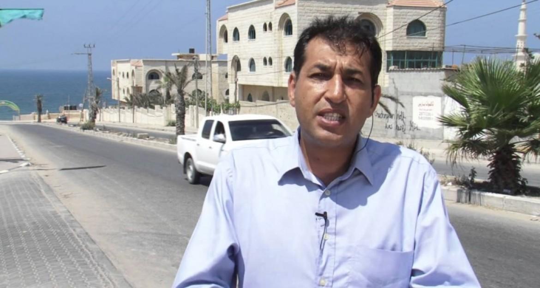 الكاتب والمختص في الشأن الإسرائيلي أكرم عطالله