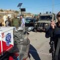 إصابة 4 جنود بعملية دهس جنوب نابلس