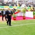 الرئيس الموريتاني محمد ولد عبدالعزيز