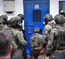 عزل 4 أسرى تعرضوا للتحقيق من إسرائيلي مصاب بكورونا
