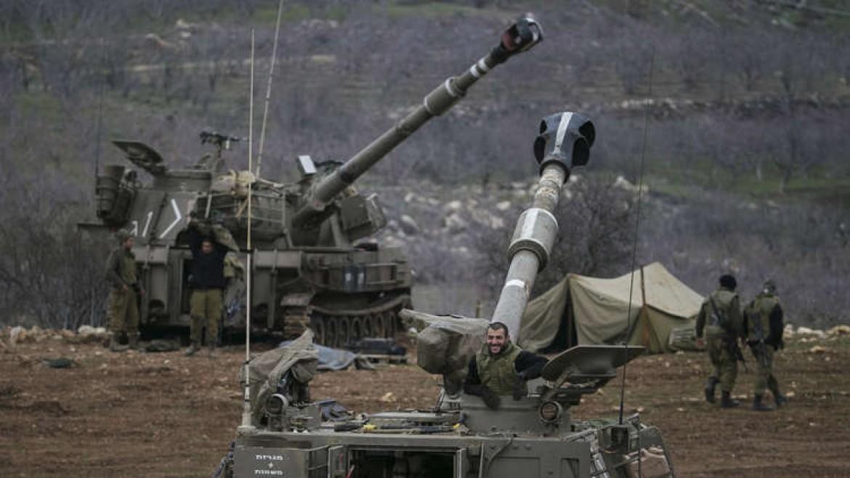 عناصر للجيش الاسرائيلي