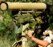 كورنيت سرايا القدس الذراع العسكري لحركة الجهاد الاسلامي