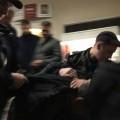 المتسلل في قبضة الشرطة الروسية