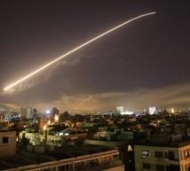 عدوان جديد على سوريا