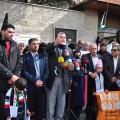القيادي في حركة الجهاد الاسلامي في فلسطين احمد المدلل