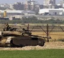 توغل محدود شرق القرارة واستهداف الصيادين في بحر غزة