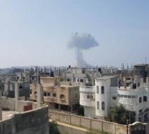 غارات إسرائلية تستهدف نقطة رصد للمقاومة