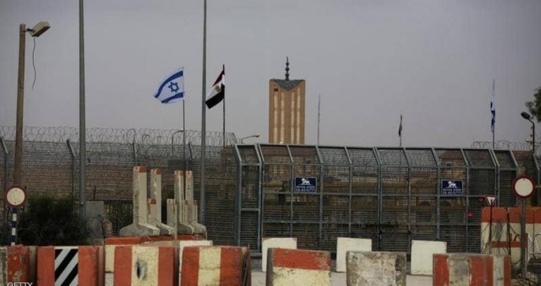 الحدود بين الاحتلال ومصر