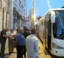 برنامج زيارات أهالي أسرى القدس لأبنائهم لشهر يونيو