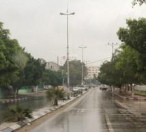 صورة من قطاع غزة - تقاطع شارع المجلس التشريعي