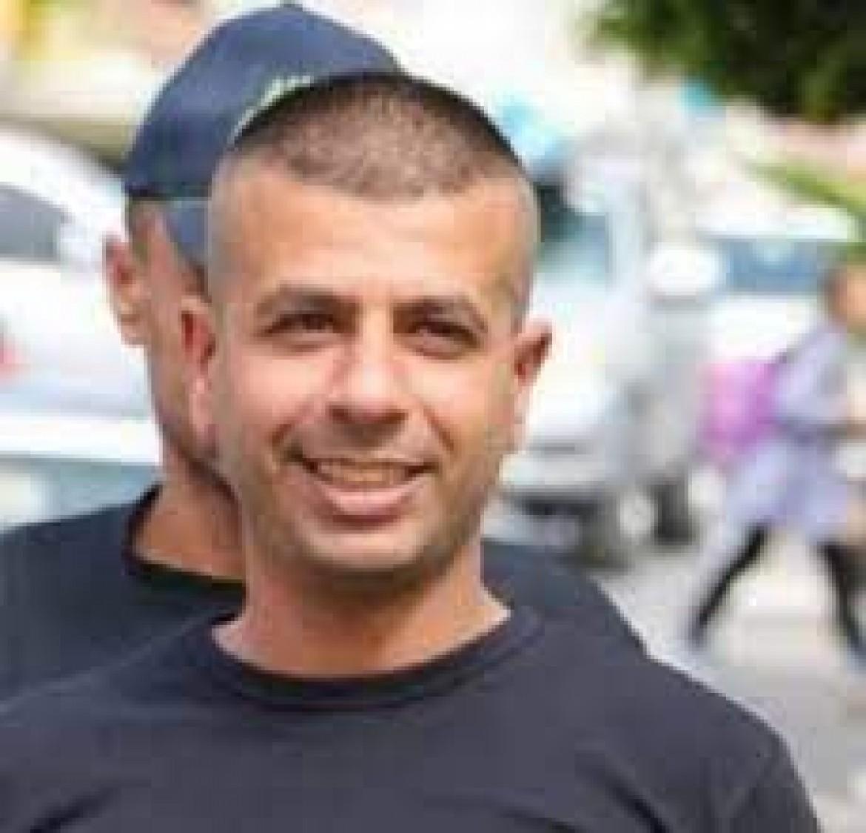 الأسير عماد سواركة