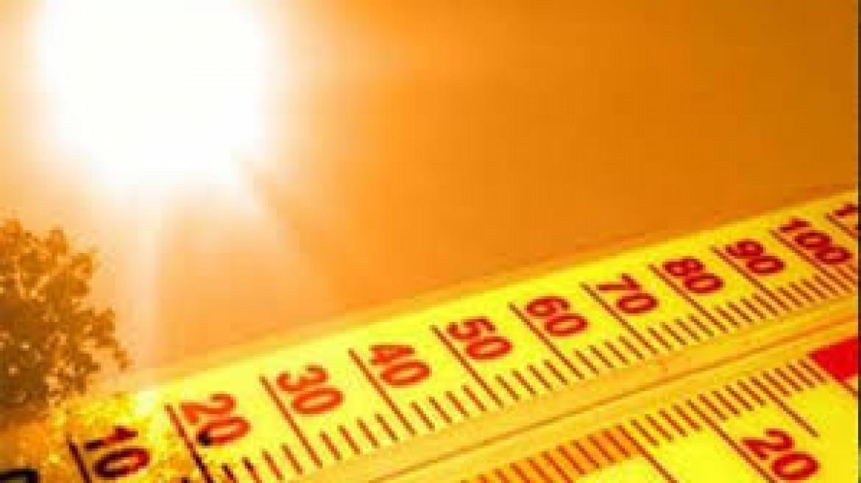 الحرارة ترتفع مع بقائها أدنى من معدلها السنوي