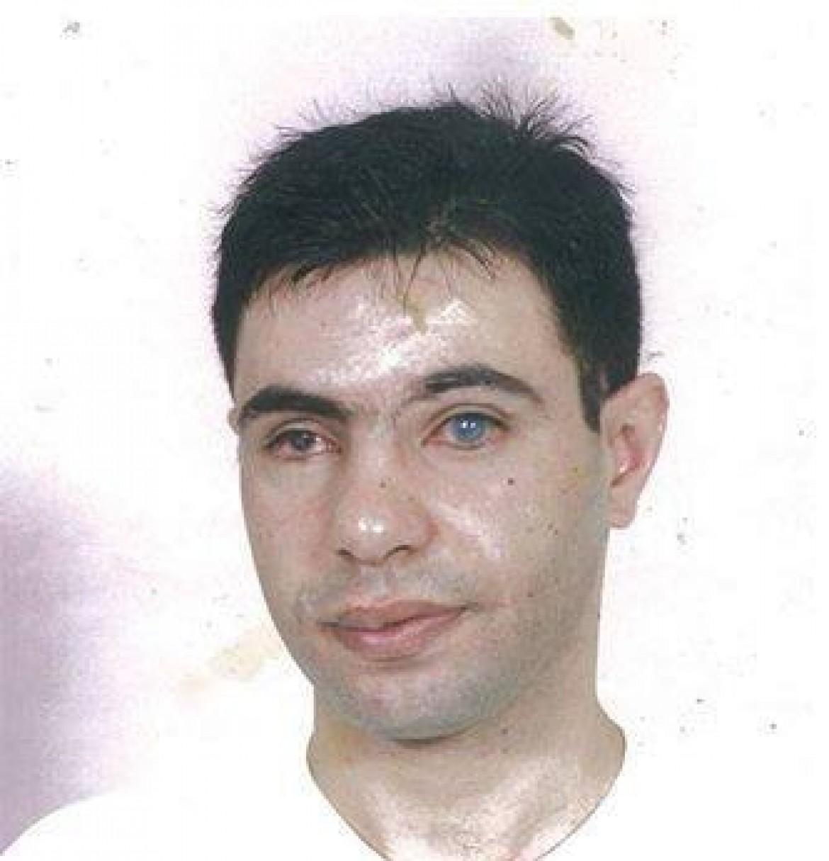 الاسير المريض محمد ابراش