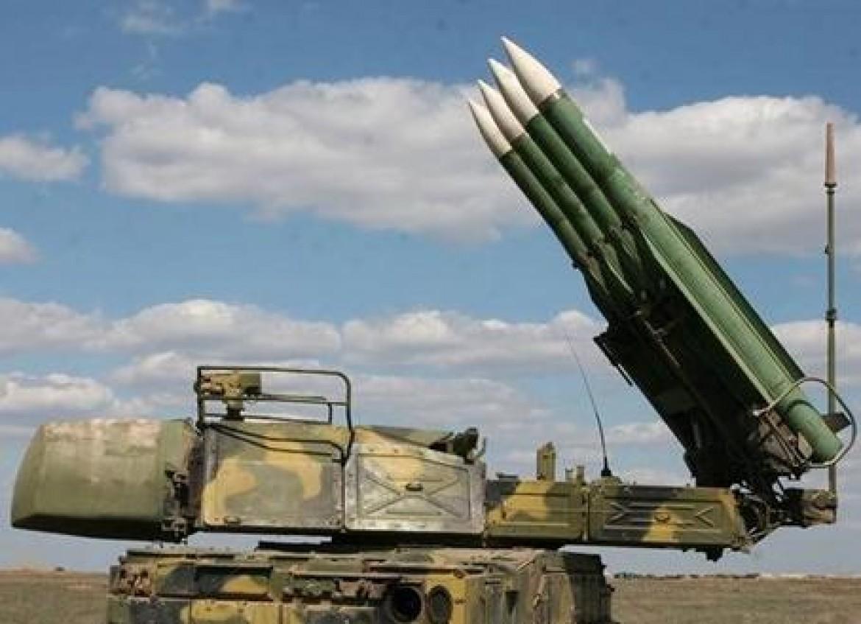 الصواريخ المضادة للطائرات
