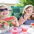 فاكهة البطيخ- توضيح