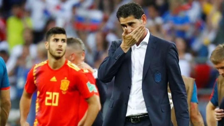 مدرب المنتخب الأسباني