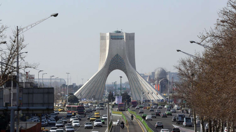 ساحة آزادي -ايران
