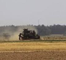 توغل محدود شرق غزة