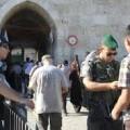 الاحتلال يغلق أبواب المسجد الأقصى ويمنع دخول المصلين