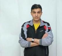الاسير احمد ابو شباب