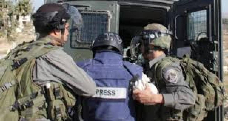 انتهاكات الصحفيين