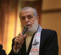 نافذ عزام عضو المكتب السياسي لحركة  الجهاد الاسلامي