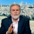 الأمين العام لحركه الجهاد الإسلامي زياد النخالة