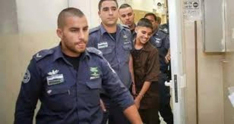 الاحتلال يؤجل محاكمة الطفل الأسير مناصرة