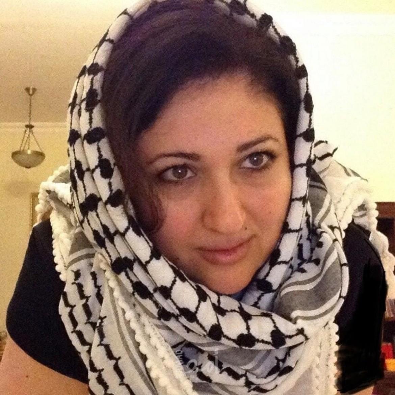 الصحفية كاتيا ناصر