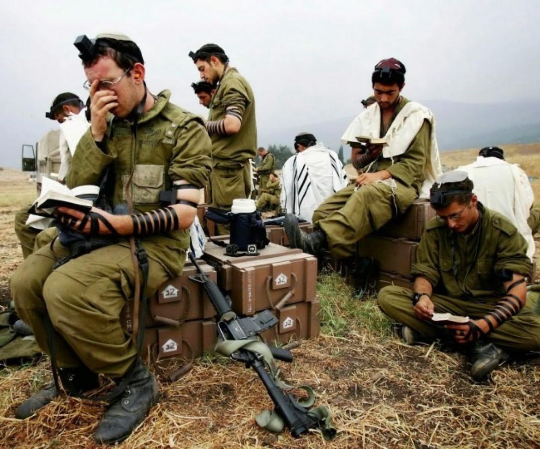 جنود الإحتلال