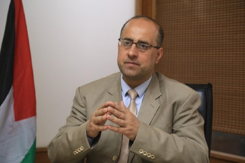 مدير مركز الأسرى للدراسات الدكتور رأفت حمدونة